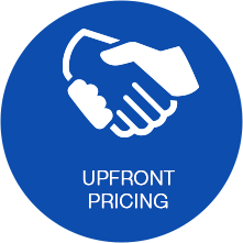 Upfront Pricing